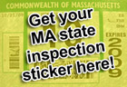Mass state auto inspections & commercial inspections